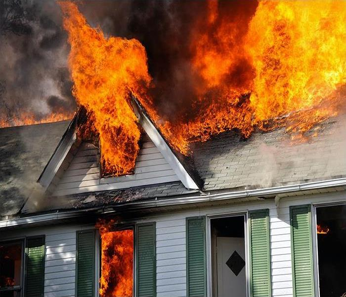 Fire Damage Why Fire Damage In Your Edgewood Home Might Require A Long Term Solution