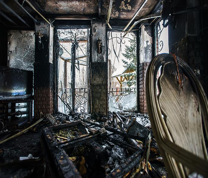 Fire Damage Homeowners, Fire Damage, is Something You Should Not Go Through Alone